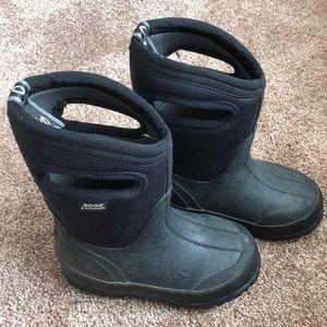 Boy Bogs boot